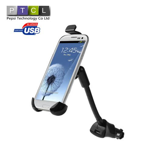 Holder Motor Charger Usb Qs 121 5v 1 5a usb car charger universal car phone holder for your mobile phone in holders stands