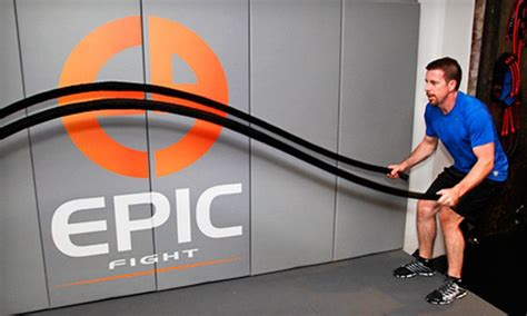 Epic Trainer by Epic Hybrid Sessions Epic Hybrid Groupon