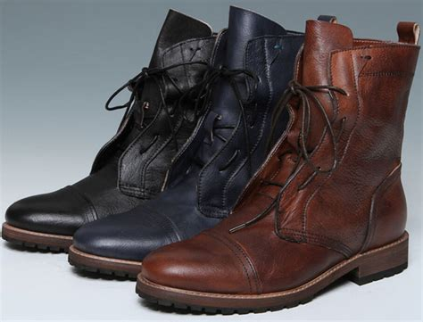 mens motorcycle style boots mens retro boots promotion shop for promotional mens retro