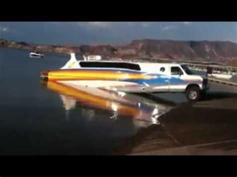 tekne poole awesome truck boat hybrid youtube