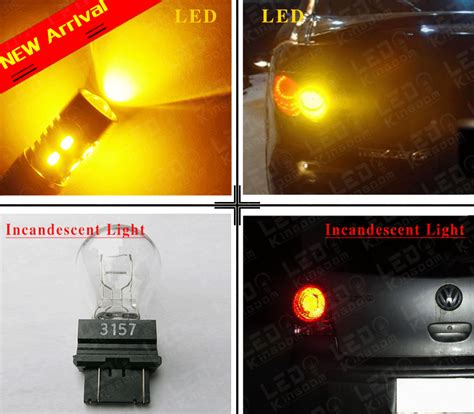 led dióda bekötése 2x high power 5730 chip 3157 dual color switchback smd led brake light bulb ebay