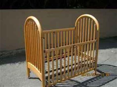 Folks Crib by Parts For A Drop Side Folks Crib