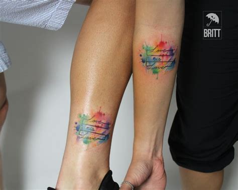 watercolor watercolor tattoo tattoo pride pride