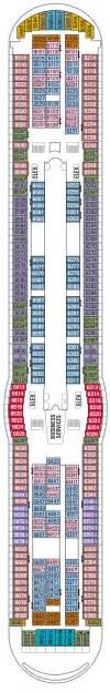 explorer of the seas floor plan south pacific cruise sale australia