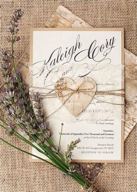 desain undangan pernikahan sim 8 desain kartu undangan pernikahan rustic yang unik dan hangat