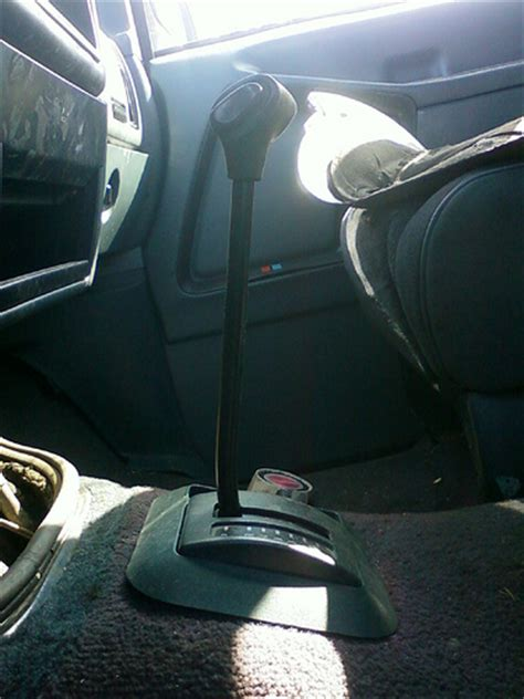 Automatic Truck Floor Shifter by Simple Cheap Automatic Floor Shifter Really Applies To