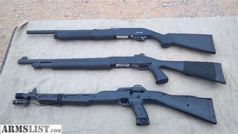 armslist for sale 2 home defense weapons 1 shotguns 1