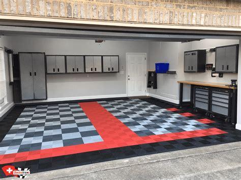 revetement pour garage sol pour garage 123dalle dalles de sol clipsables