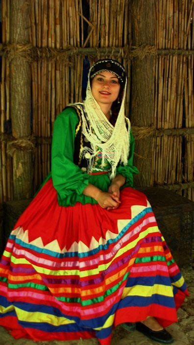 Irania Dress by Traditional Dress From Gilan Of Iran Iran Iraq