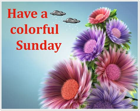sunday images a colorful sunday desicomments