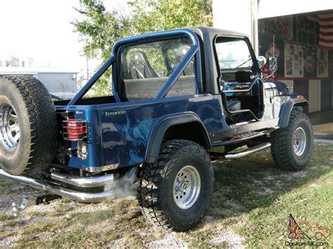 1982 Jeep Scrambler 1982 Jeep Scrambler Modified Pristene Condition