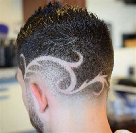 haircuts with designs in the back 208 best images about men s hair art on pinterest hair