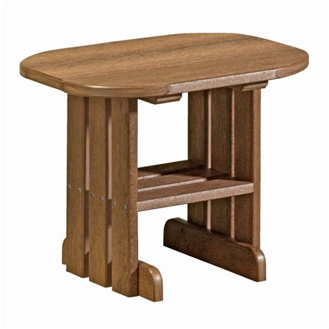 Luxcraft Furniture by Luxcraft Poly End Table 183 Hostetler S Furniture