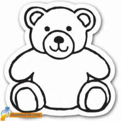 teddy bear outline free coloring pages art coloring pages