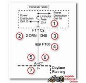 AUTO / CAR WIRING DIAGRAM – BASIC CIRCUIT FOR INSTALLATION