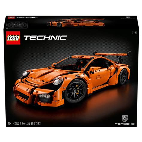 lego porsche lego technic porsche 911 gt3 rs is a 1 8 scale non lava