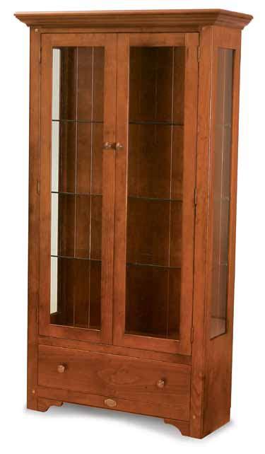 2 door display cabinet villager 2 door display cabinet