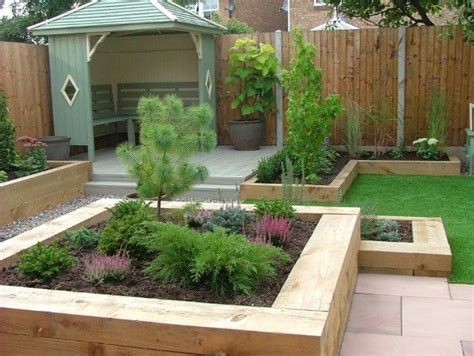17 Ideas About Railway Sleepers Garden On Pinterest Garden Sleeper Ideas