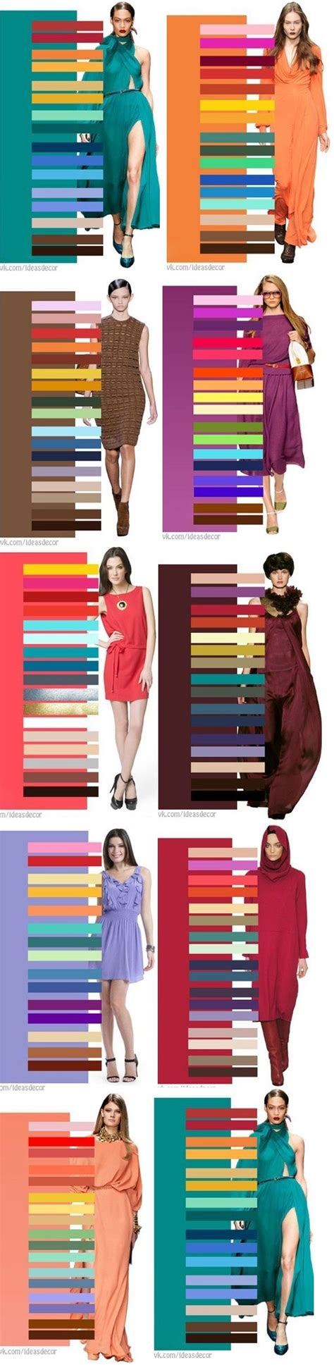 color combinations for clothes great color combinations color combos fashion and clothes