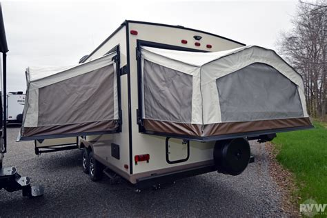 Roo Awning by 2017 Rockwood Roo 233s Hybrid Cer By Forest River Vin