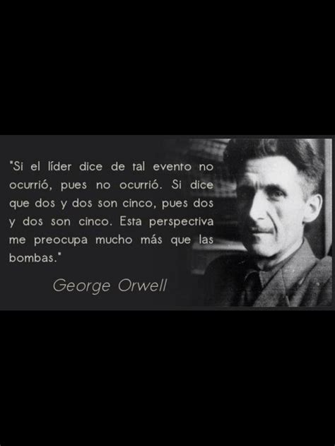 pinned by miguel angel pou george orwell 01 quotes more pinterest