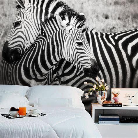 zebra wallpaper for bedrooms popular zebra bedroom wallpaper buy cheap zebra bedroom