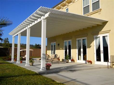 alumawood patio cover exle five duracool patios espotted
