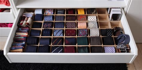 How To Store Ties In A Drawer by Tie Storage Tip Of The Week Aleksjj