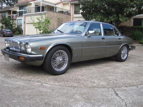 jaguar xj6 sedan 1987 alpine green metallic for sale sajay1344hc471257 1987 jaguar xj6 vanden