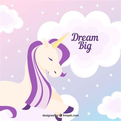 fondo de unicornio feliz brillante descargar vectores gratis fondo de unicornio y nubes descargar vectores gratis