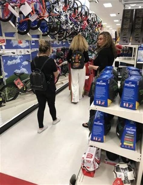 Spotted Shopping Beyonce Alba And More by Beyonce Blue Shop At Target Spotted Stalked