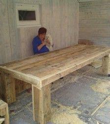 impalcature mobili impalcature tavolo di legno fatto in casa arredamento