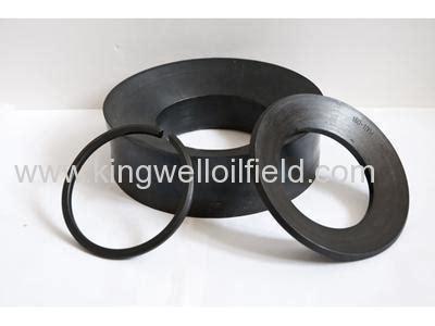 seat oilfield valve rubber insert for valve seat valve assy for