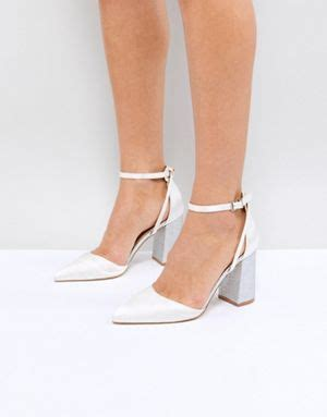 office hot stuff pointed court shoes wedding shoes bridal shoes cream shoes white shoes