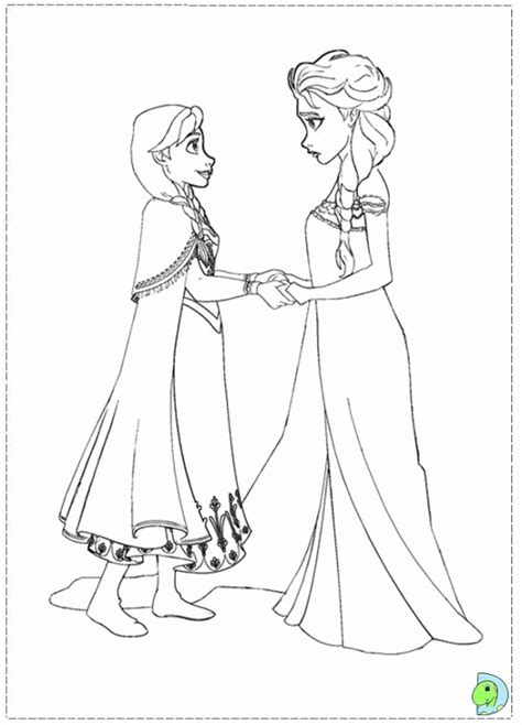 elsa dress coloring page elsa and anna coloring pages the dress clothes