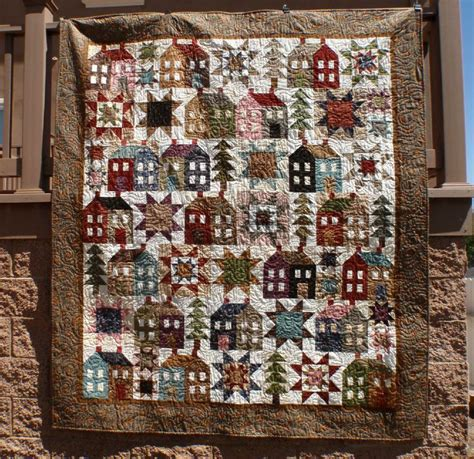 Reproduction Quilt Kits by Details About Miss Rosie S Come On A House Reproduction