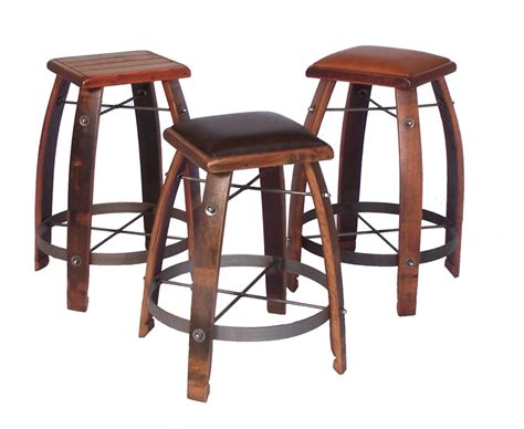 Rustic Backless Bar Stools by Furniture Metal Counter Stools Backless Pub Height Bar