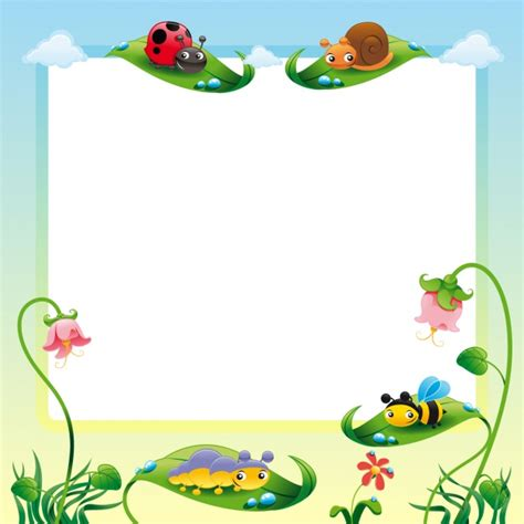 frame design software free download nature frame design vector free download