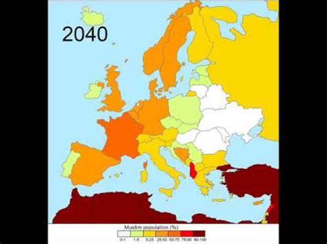 russia europe map 2035 future muslim in europe 2013 2050