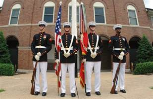 what s color guard modern american heroes 183 disband the marine corps