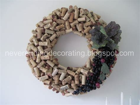 1000 images about ideas for the family on sugar scrub diy cork wreath