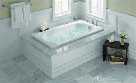 air bubble bathtub kitchen ideas light cabinets dark countertops what does