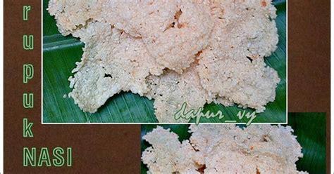 Kerupuk Gendar Bawang resep kerupuk gendar renyah kerupuk nasi oleh dapurvy cookpad