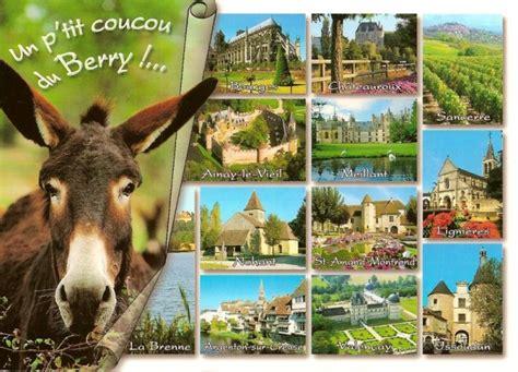 claude berri le donneur de carte le berry une r 233 gion cartes postales