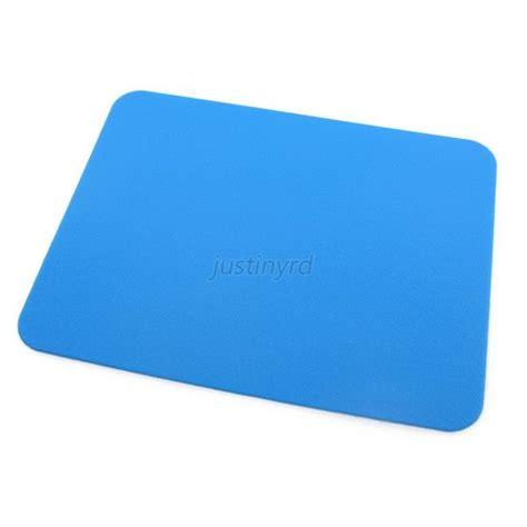 useful slim gel silicone anti slip desk table mouse pad