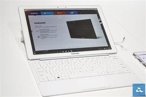 Harga Samsung Tab A6 Lte samsung memperlihatkan galaxy tabpro s tablet windows 2