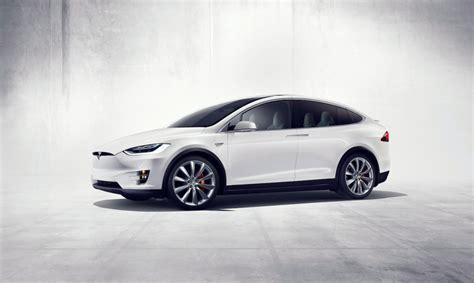 Images Of Tesla Model X 2016 Tesla Model X Makes Debut