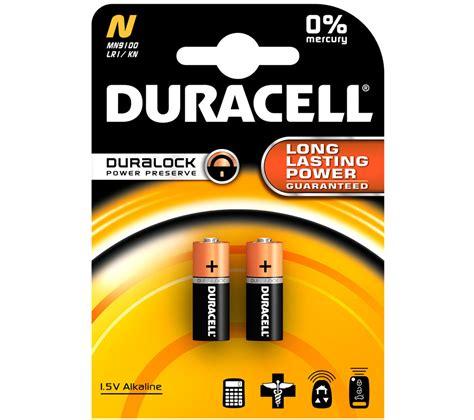 batteria kn mobile duracell mn9100 lr1 kn n alkaline batteries deals pc world