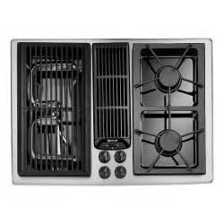 jenair cooktop jenn air jgd8130ads 30 quot gas downdraft cooktop w grill