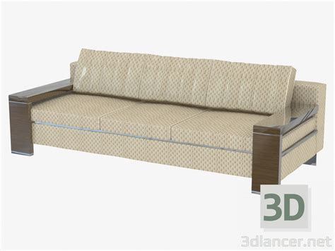 Model Sofa Bed 3d Model Sofa Bed Manufacturer Turri Id 19487
